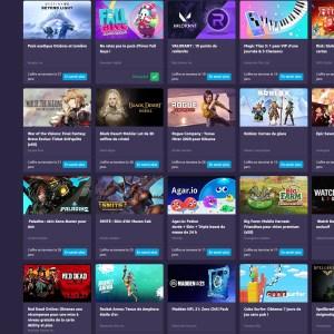 Amazon Prime gaming: des jeux et contenus à gogo offerts aux joueurs