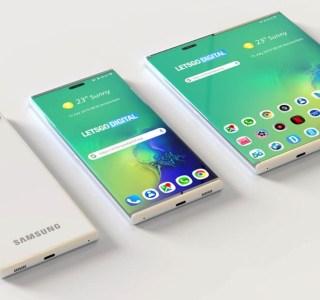 Smartphone à écran enroulable: Samsung va mettre la gomme en 2021