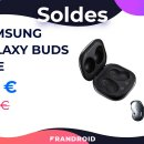 Amazon propose une réduction de 80 € sur les Samsung Galaxy Buds Live