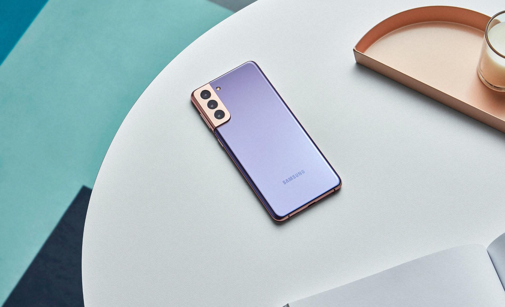 Samsung Galaxy S21 : une assurance pour le protéger de la casse et du vol dès le premier jour