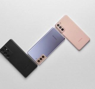 Samsung Galaxy S21, S21+ et S21 Ultra officialisés: une amélioration en douceur