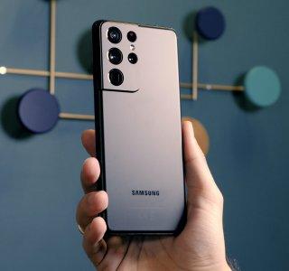 Prise en main du Samsung GalaxyS21 Ultra: l'évolution se cache dans les détails