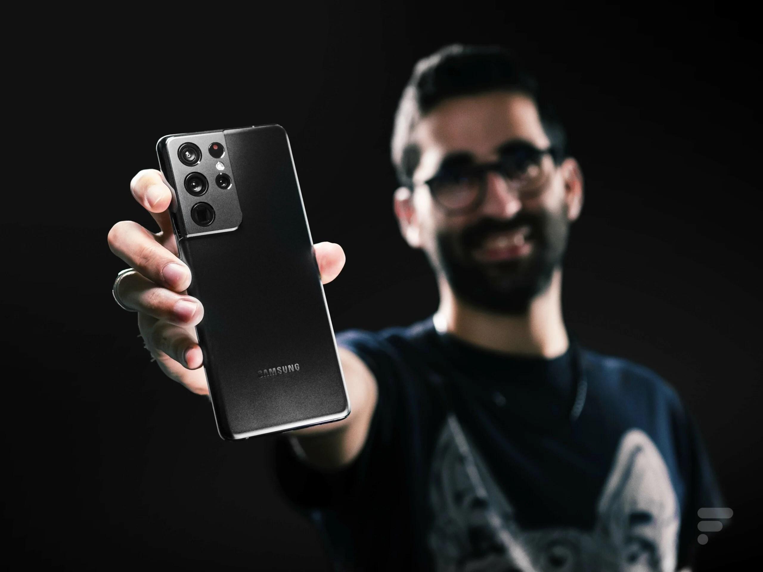 Test du Samsung Galaxy S21 Ultra: un maître de la séduction