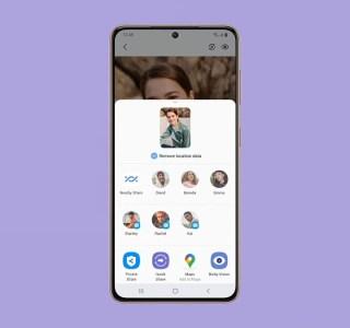 Avec les Galaxy S21, Samsung veut aussi sécuriser l'envoi de vos photos