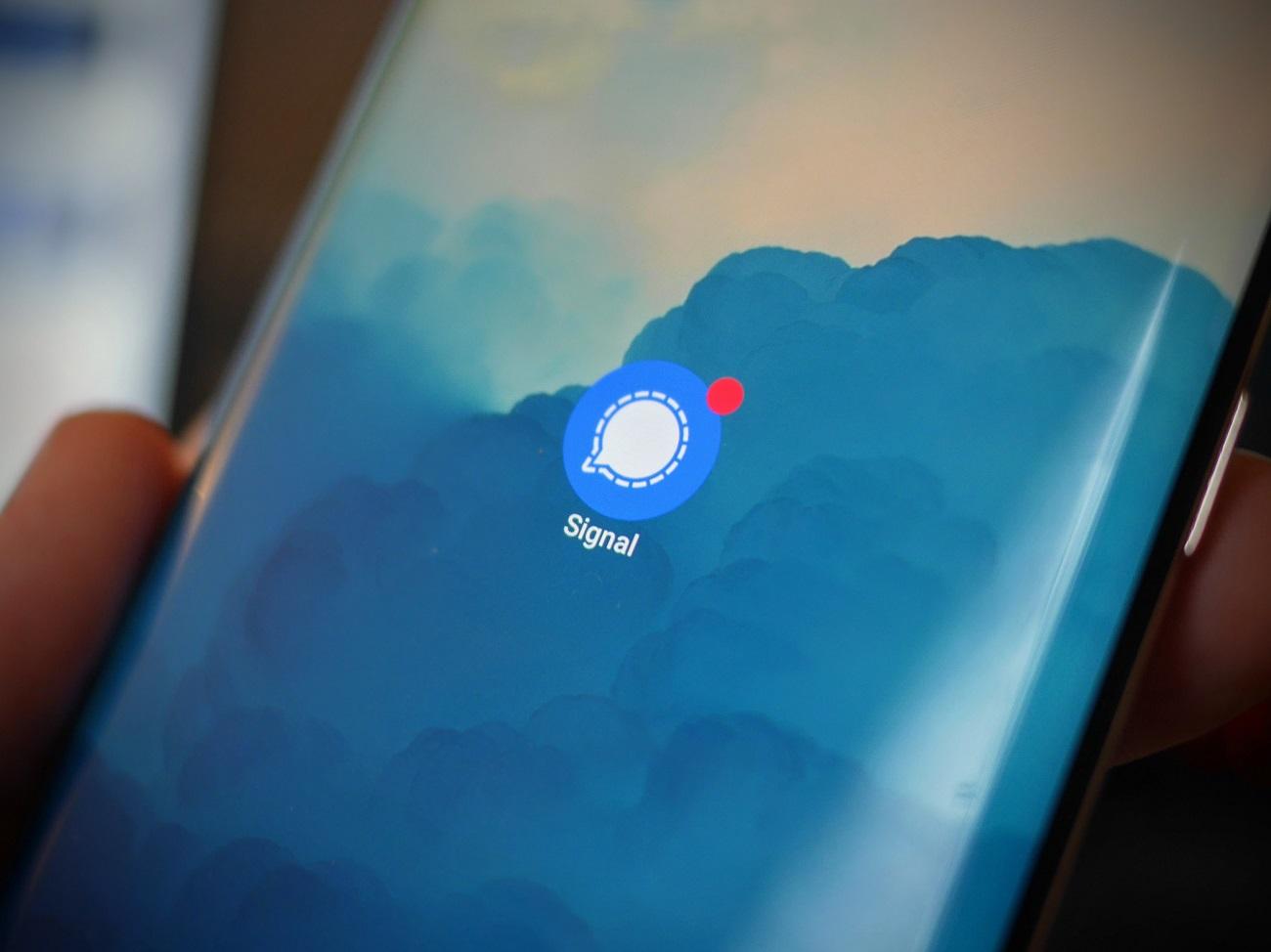 Fonds d'écran, stickers, statuts : Signal fait le plein de nouvelles fonctionnalités