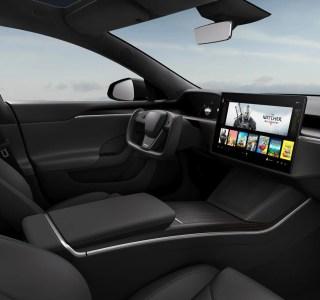 La nouvelle Tesla Model S est là: intérieur renouvelé, plus rapide et plus grande autonomie