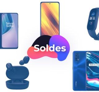 Soldes AliExpress: Realme 7Pro à 236euros, OnePlusN10 5G à 224euros et Mi Band5 à 27euros