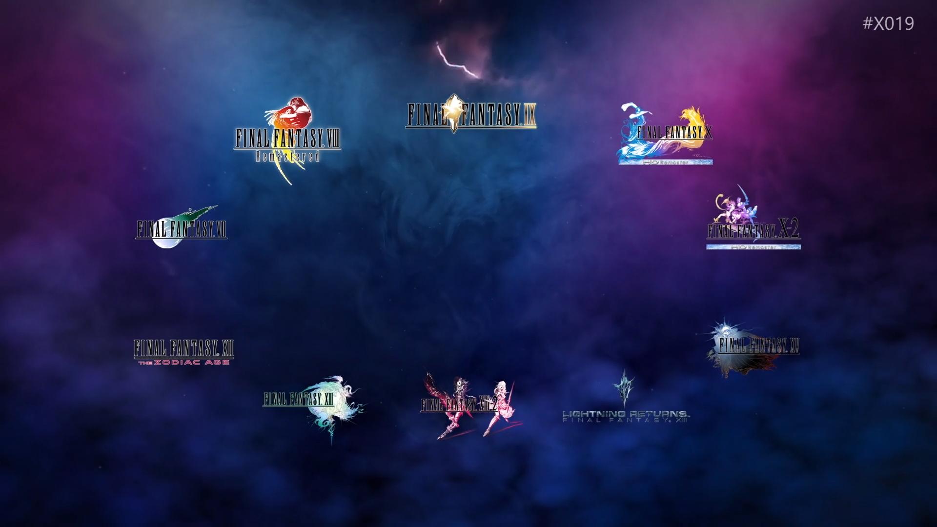Xbox Game Pass : les jeux Final Fantasy manquants vont continuer d'arriver