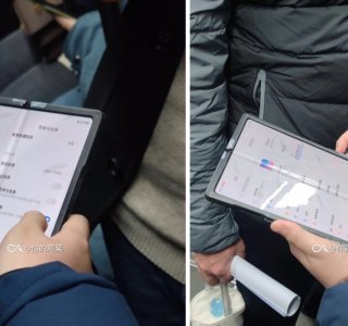 Xiaomi : un nouveau prototype de smartphone pliant aperçu dans les transports