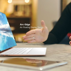 ZeroEdge : voici un joli concept de Compal pour un ultrabook borderless