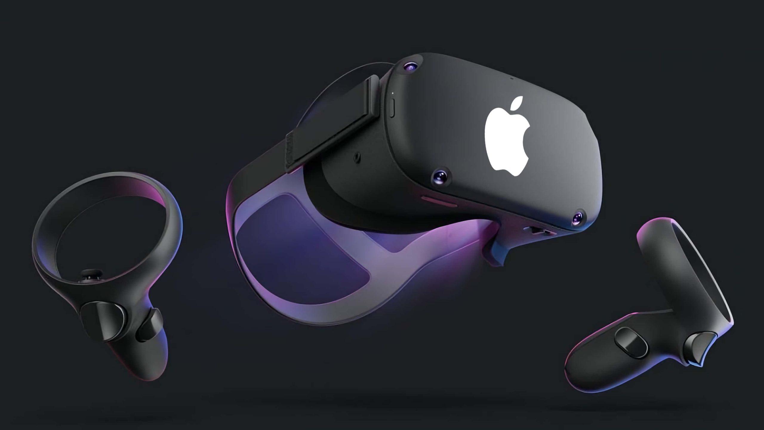 Apple Glass : il n'y aurait pas besoin de retirer le casque pour éviter la collision