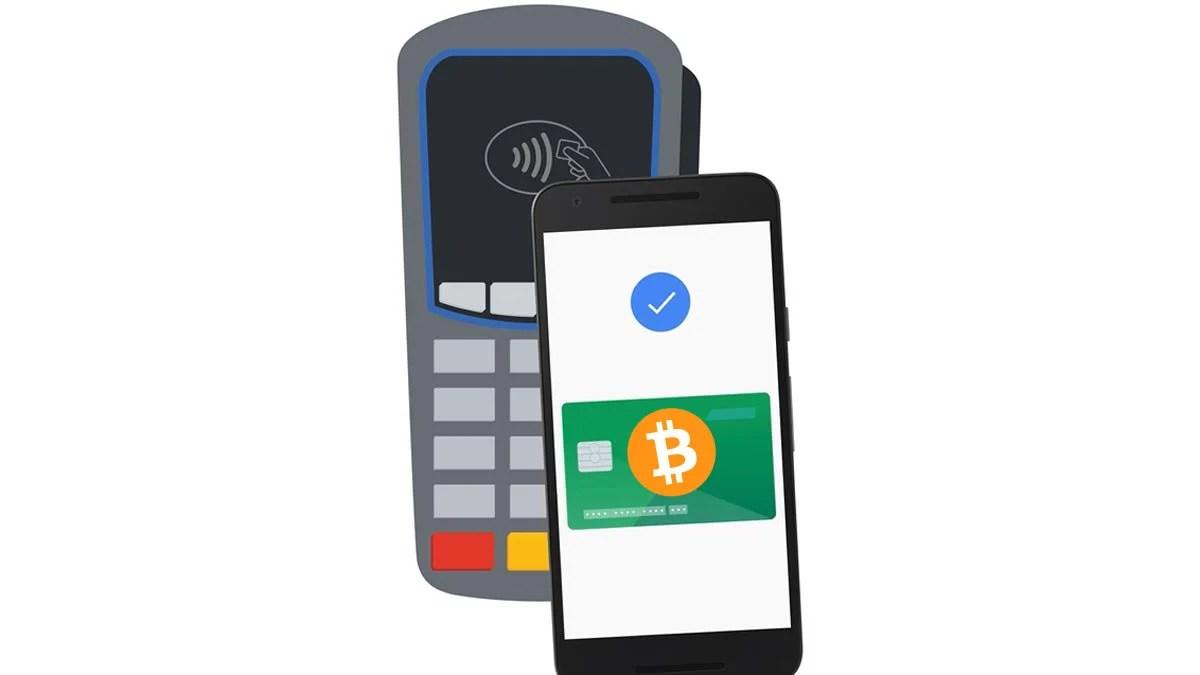 Google Pay et Samsung Pay: payer en bitcoin sera bientôt possible
