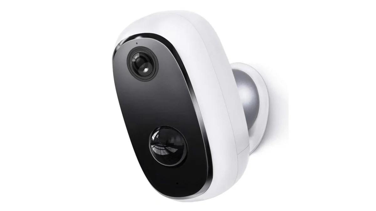 Konyks Camini Go : une caméra extérieure compacte, autonome et à prix doux