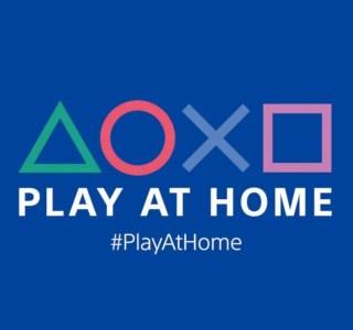 Play at home : PlayStation revient avec quatre mois de jeux et de divertissements offerts