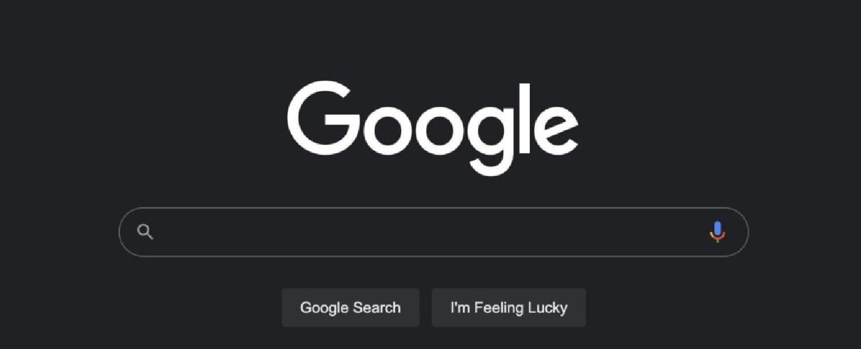 Google Search commence à voir tout en noir sur PC Windows et Mac