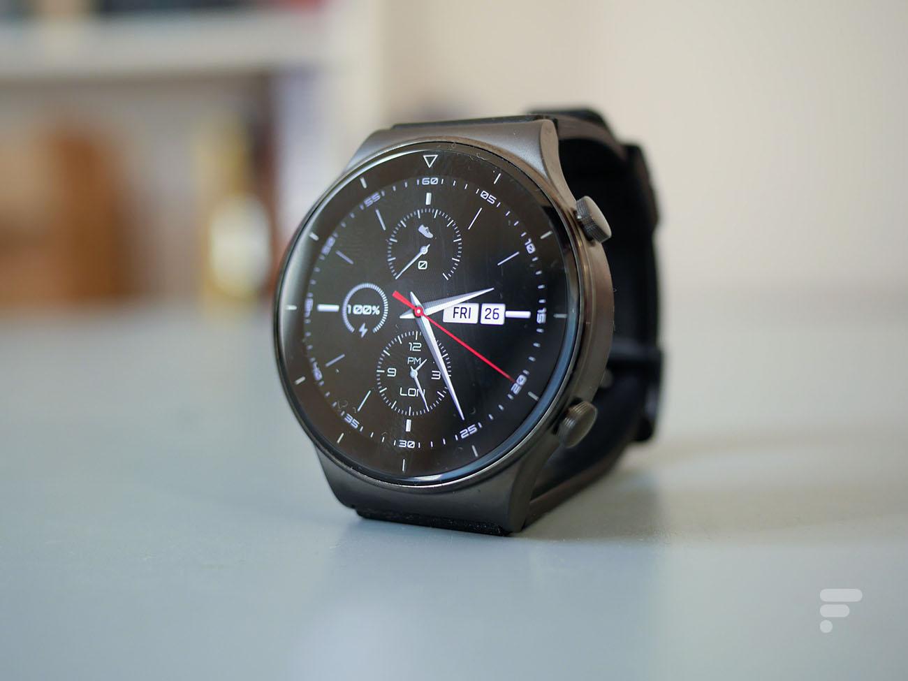 Le prix de la Huawei Watch GT 2 Pro dégringole grâce à plus de 55 % de réduction
