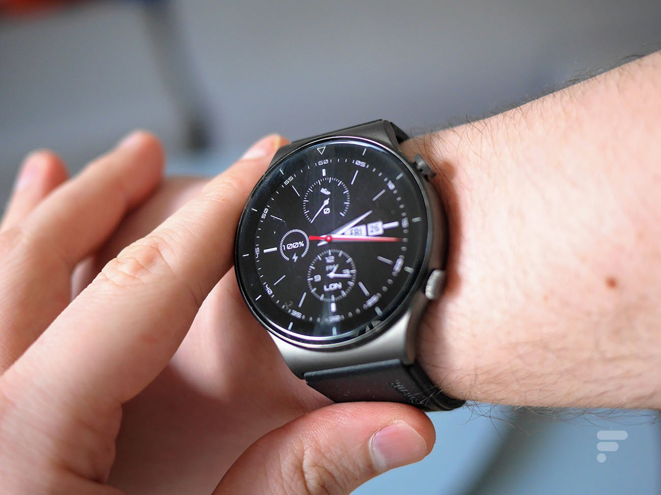Test de la Huawei Watch GT 2 Pro : une montre connectée sobre, mais endurante