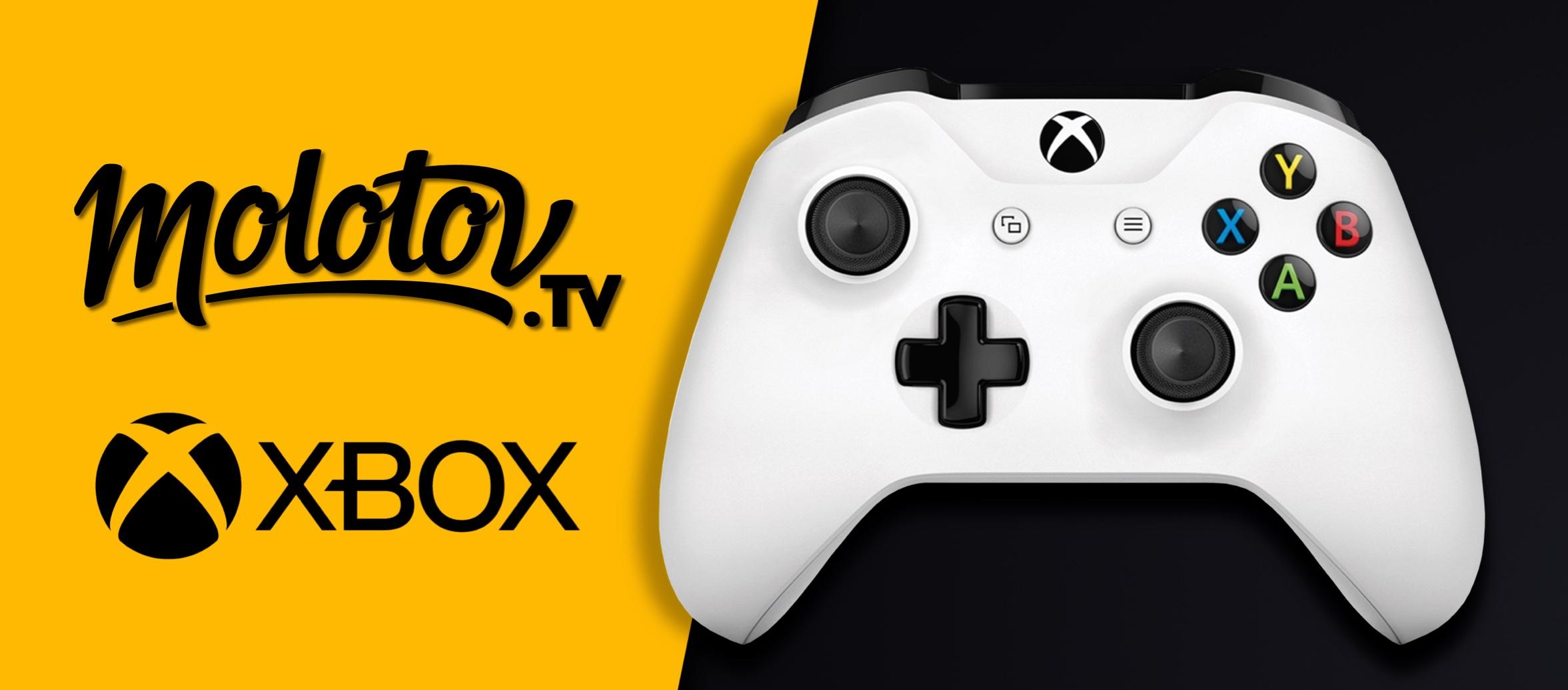 Molotov TV : avec l'appli, la télé française s'invite finalement sur votre Xbox