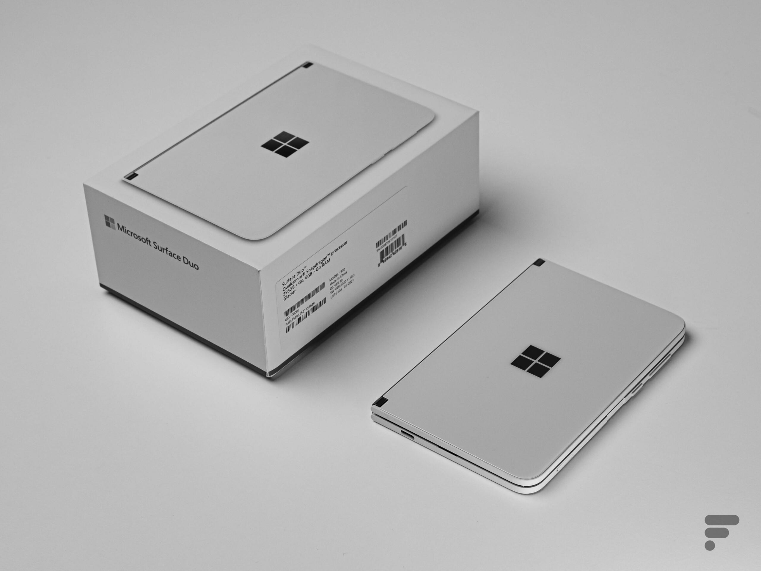 Microsoft préparerait un Surface Duo 2 pour 2021 : premières fuites sur les caractéristiques