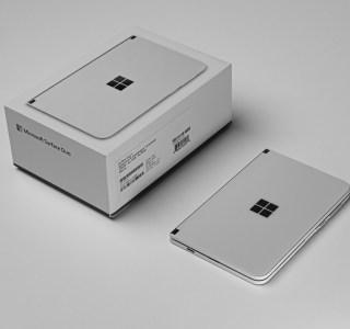 Avis aux professionnels : le Microsoft Surface Duo est à moitié prix !