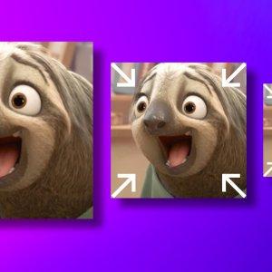 Comment réduire la taille d'un GIF animé?