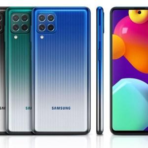 Samsung GalaxyF62: le smartphone avec batterie de 7000mAh sortira bien à l'international