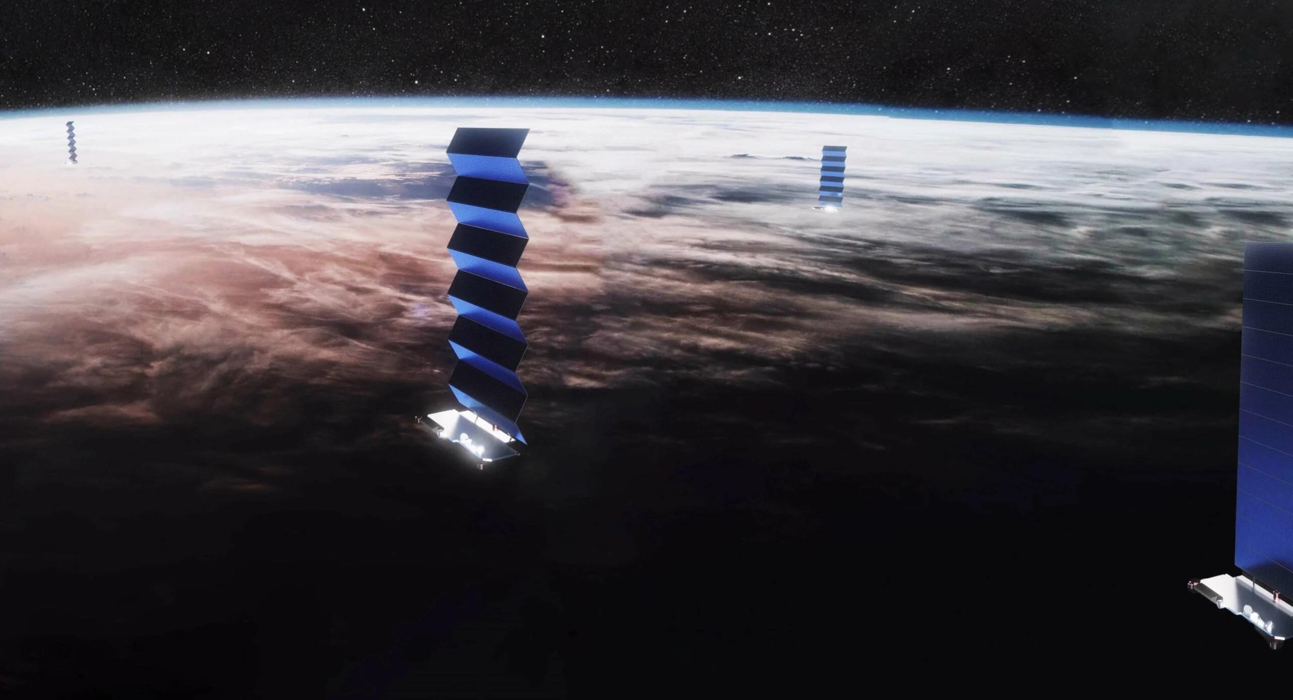 Pour une majorité d'entre vous, l'offre Internet par satellite de Starlink ne vous fait pas rêver