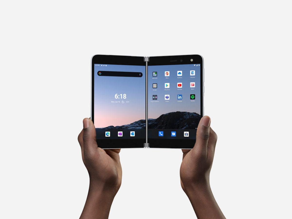 Microsoft Surface Duo : le smartphone unique dédié à la productivité est déjà disponible à la Fnac