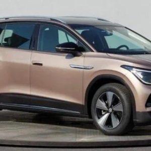 VolkswagenID.6: voilà à quoi devrait ressembler le futur SUV électrique