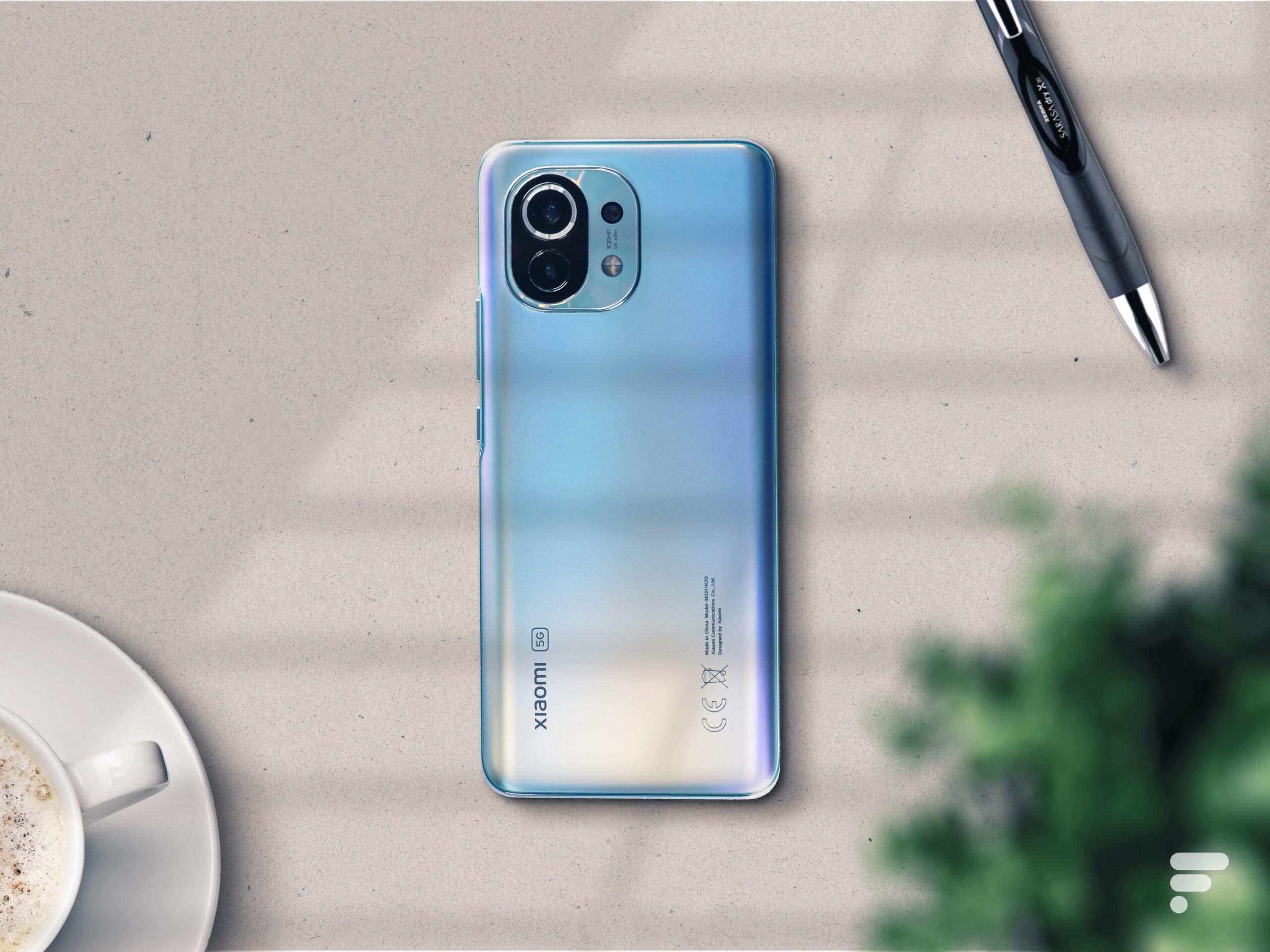 Xiaomi Mi 11 5G: prix, compatibilité 5G, VoLTE… pourquoi l'offre de SFR est aussi intéressante