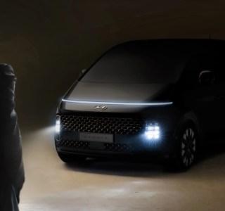 Hyundai Staria : le monospace redevient séduisant, espérons qu'il soit électrique
