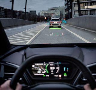 L'Audi Q4 e-tron sera tout de technologie vêtu