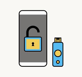 Facebook : sur smartphone aussi, une clé de sécurité peut protéger votre compte