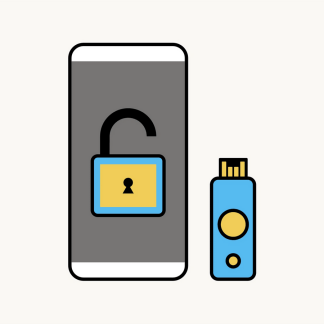 Facebook: on smartphones too, a security key can protect your account