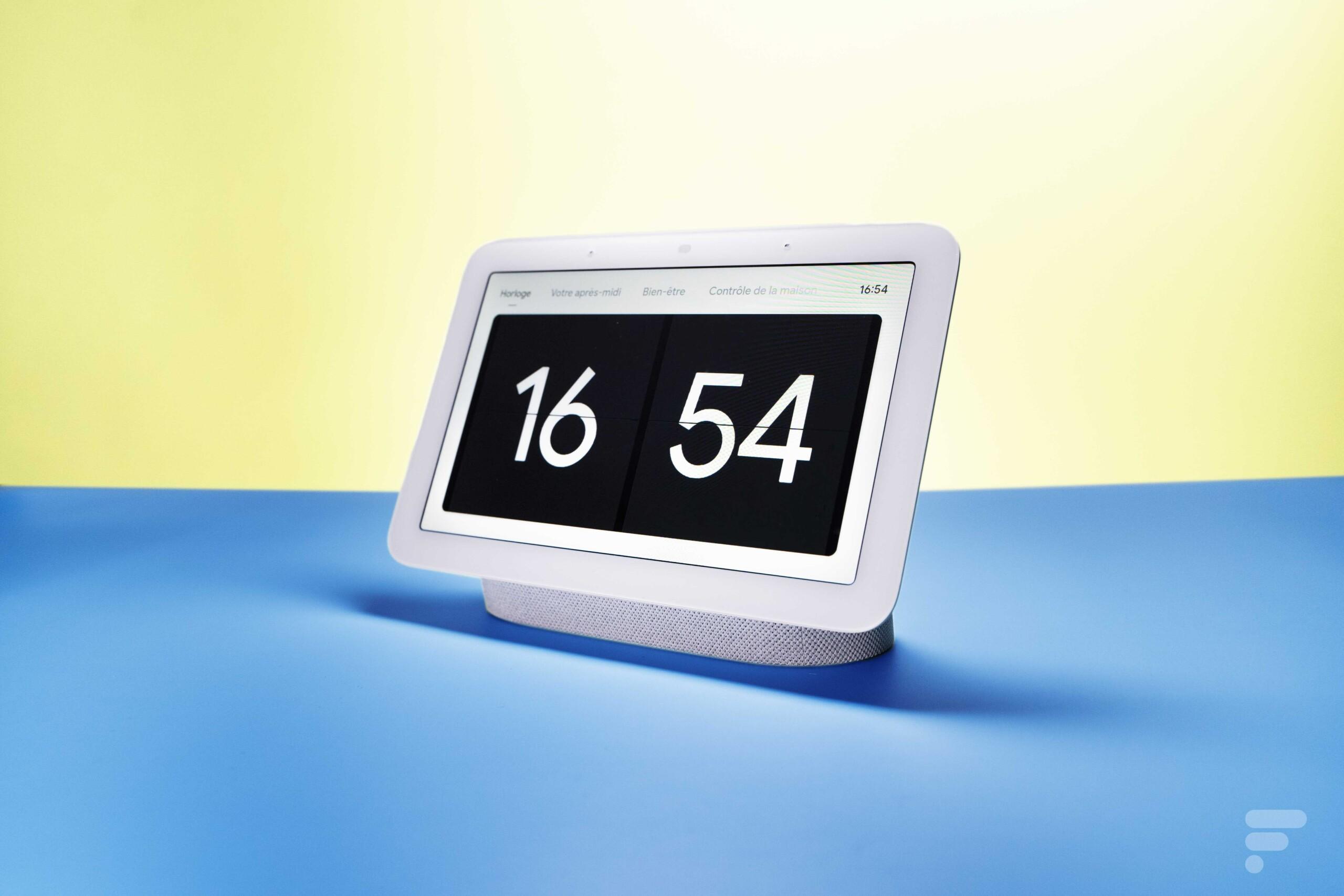 Test du Google Nest Hub 2e génération : l'écran intelligent qui tente d'être votre allié jusque dans votre lit