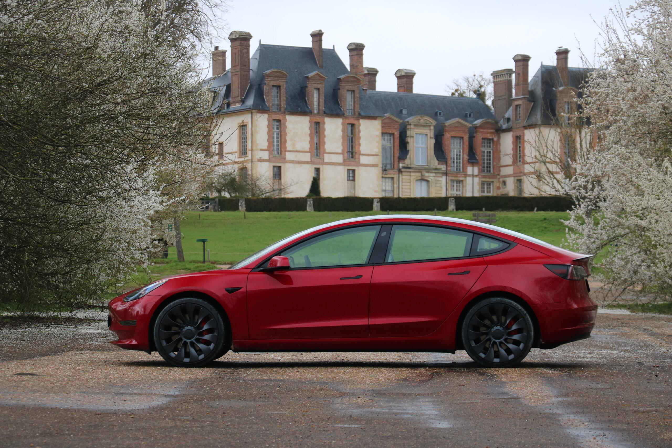 Tesla : en France comme en Europe, la Model 3 est la reine des électriques