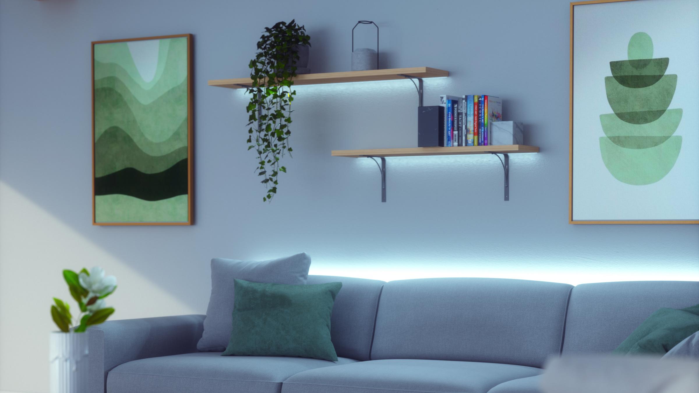 Nanoleaf va adapter votre éclairage automatiquement en fonction de l'heure