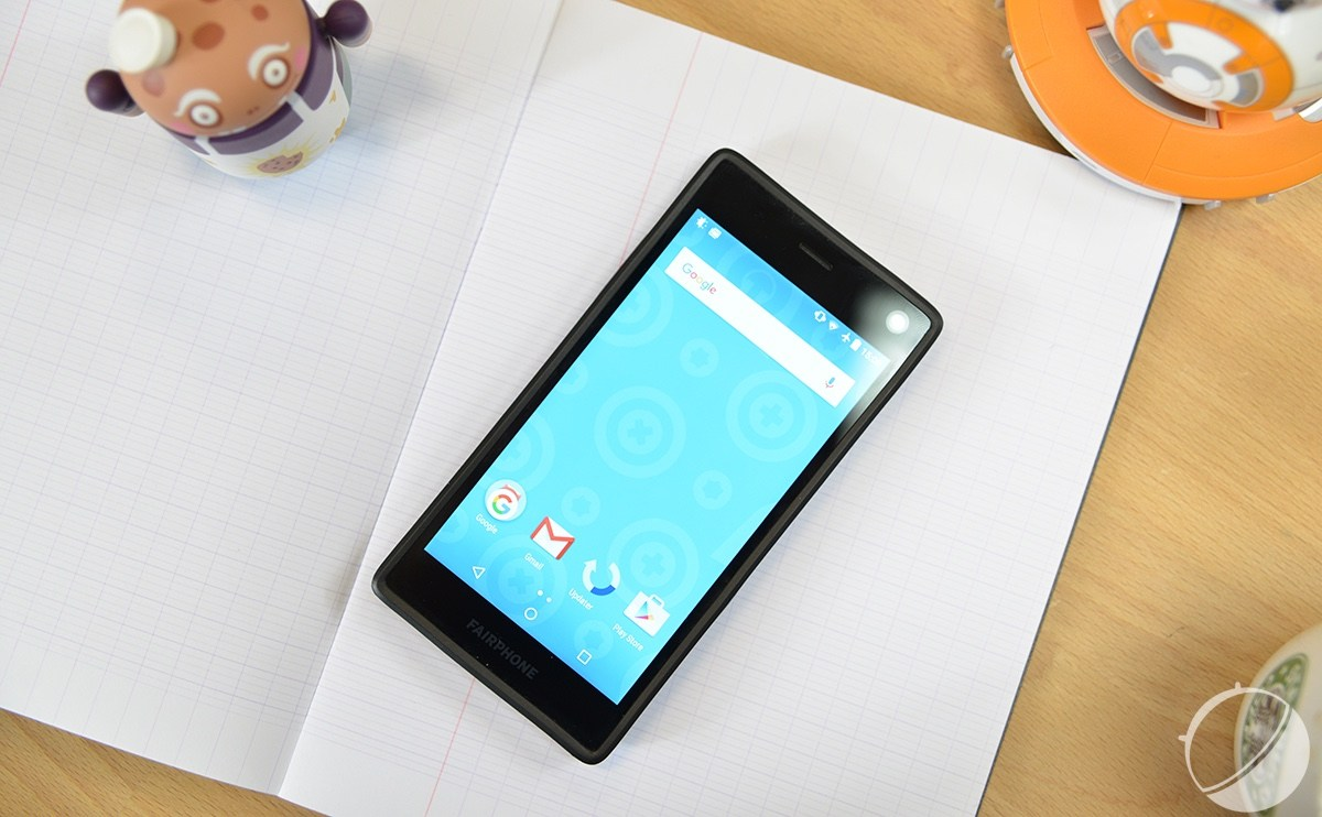 Presque aussi bien qu'Apple, le Fairphone 2 reçoit une mise à jour Android après 5 ans d'existence