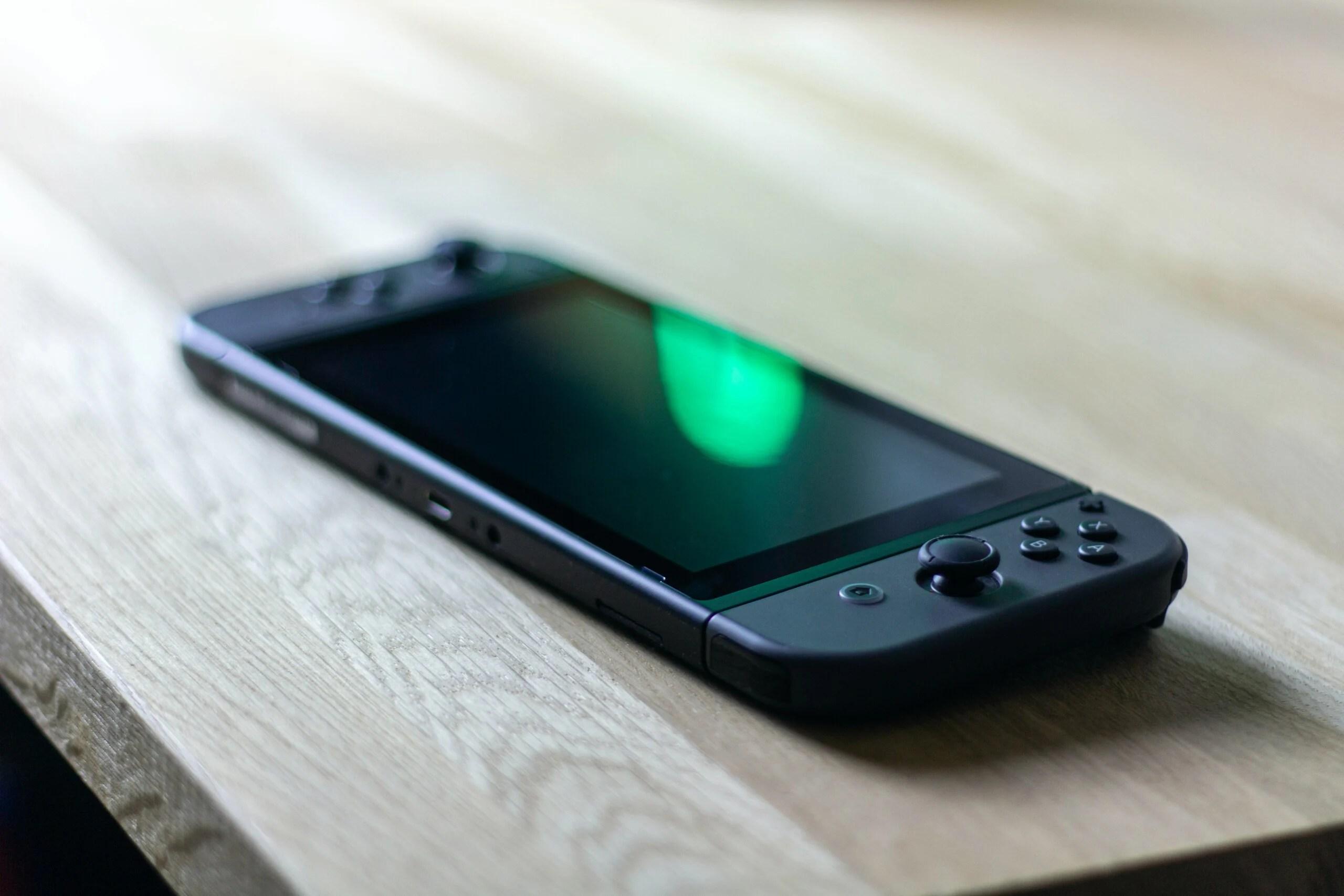 La Nintendo Switch est aussi menacée par les pénuries de composants