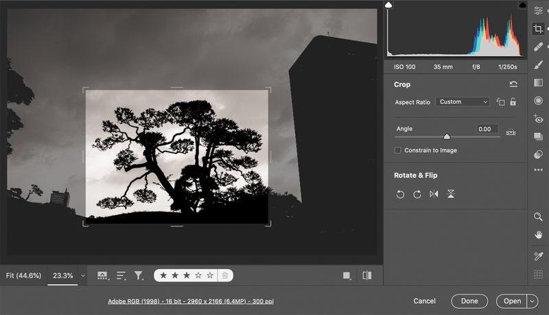La nouvelle fonction de Photoshop rend inutile les capteurs de 108 mégapixels