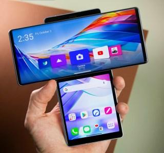 La fin d'une époque: LG Electronics confirme arrêter les frais sur le marché du smartphone