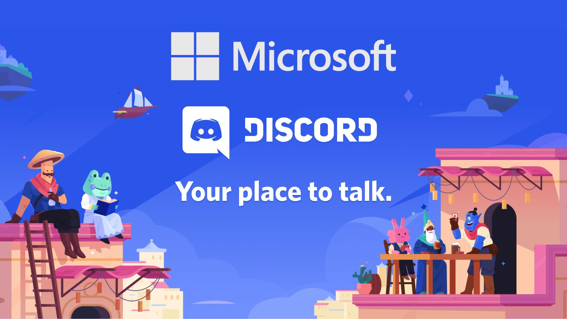 Discord : pas de rachat à 12 milliards par Microsoft, la start-up viserait une entrée en bourse