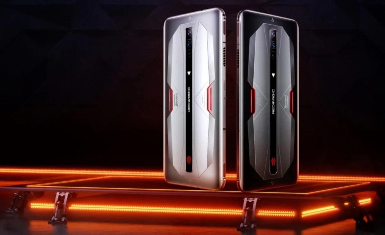 Nubia RedMagic 6 : le premier smartphone à embarquer jusqu'à 18 Go de RAM