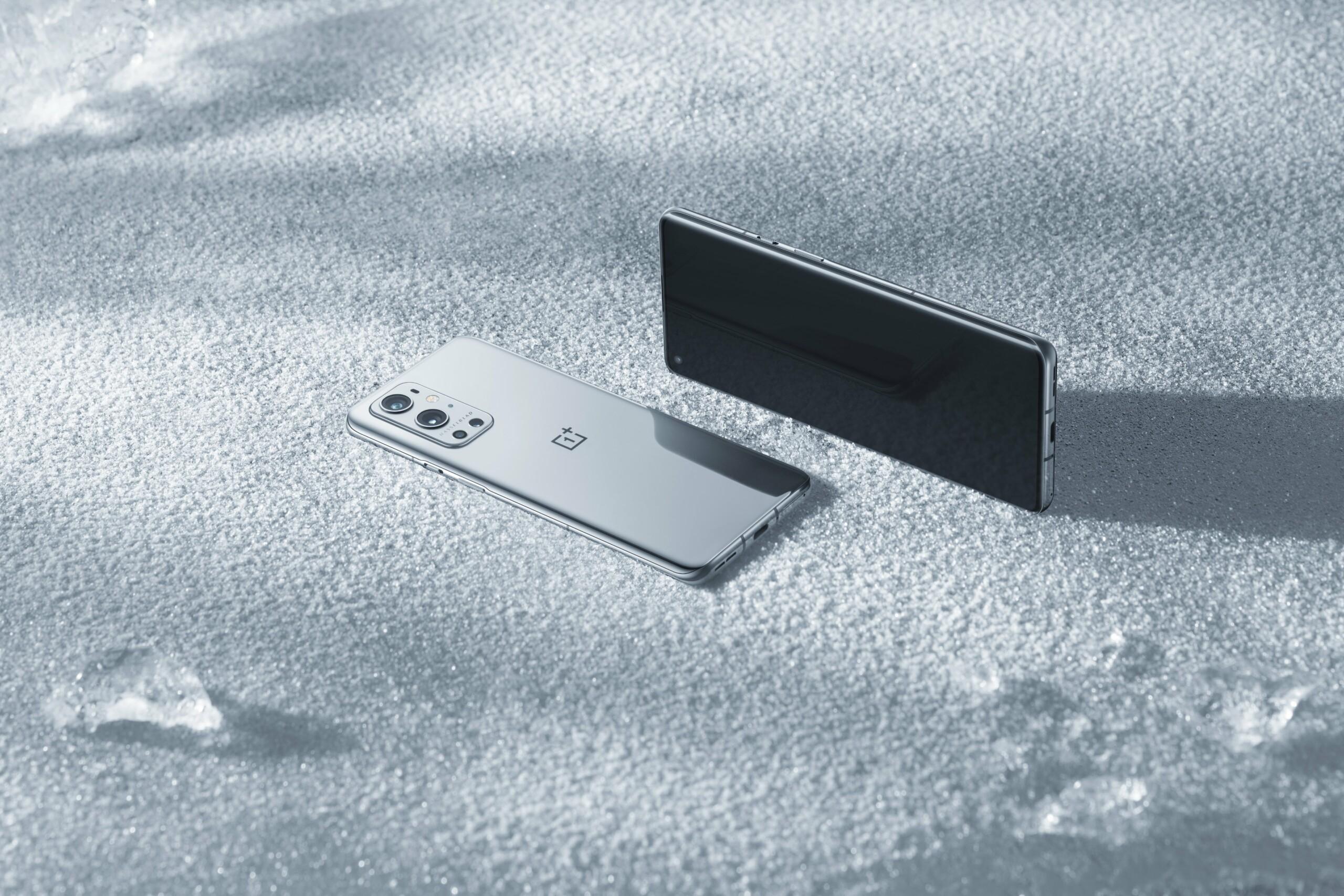 OnePlus9 Pro: 0 à 100% de batterie en 43minutes avec la charge sans fil