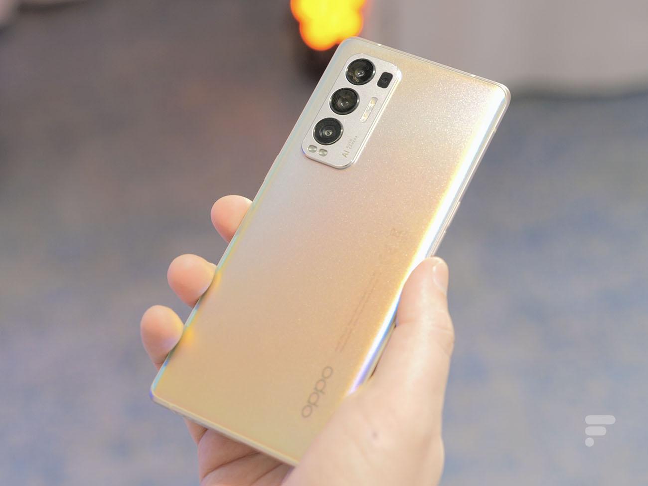 Find X3 Neo et Find X3 Lite : Oppo dévoile deux smartphones haut de gamme à prix accessible