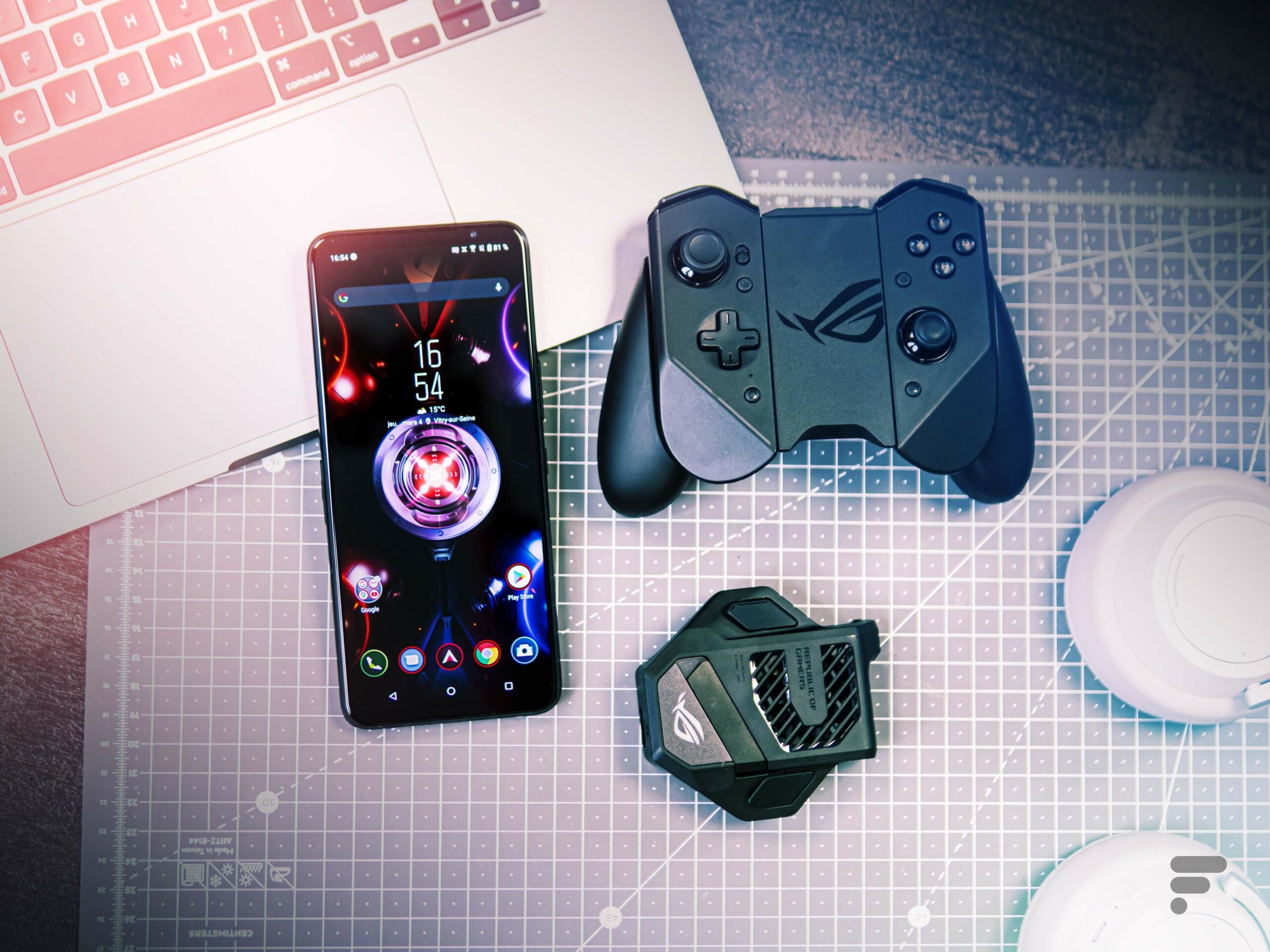 ROG Phone 5 : 5 raisons qui expliquent pourquoi c'est un excellent smartphone gamer