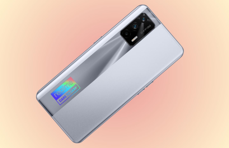 Realme GT Neo : un smartphone orienté gaming qui fait le choix du MediaTek Dimensity 1200