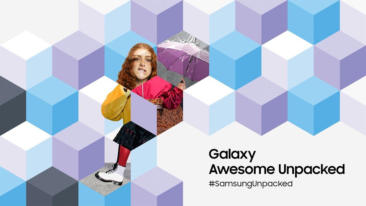 Samsung Galaxy A52, A52 5G et A72 dévoilés: le résumé de la conférence