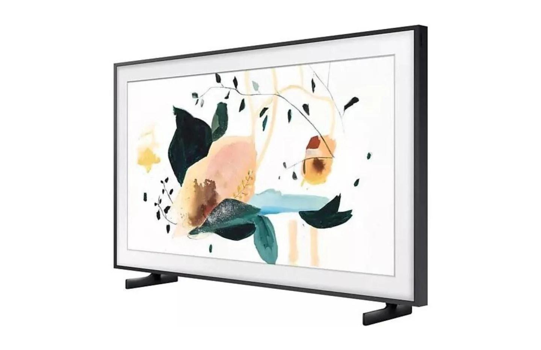 TV QLED 4K : -300 € pour le Samsung The Frame 43″, et un cadre offert