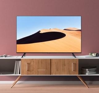Le téléviseur Samsung 4K 125cm est à 69euros seulement grâce à ce forfait internet
